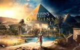 Title:Assassins Creed Origins Egypt Pyramids Wallpaper Views:334