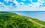 Title:Beach coast sea top view-Scenery HD Wallpaper Views:440