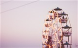 Title:Ferris wheel bokeh blurred-Life HD Wallpaper Views:471