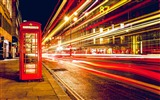 Title:London telephone long exposure-Life HD Wallpaper Views:500
