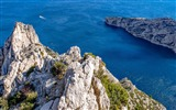 Title:Marseille france cliff sea-Scenery HD Wallpaper Views:464
