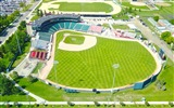 Title:Aerial baseball field stadium-Micro cities photo HD wallpaper Views:132