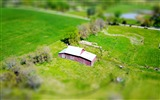Title:Barn farm miniature-Micro cities photo HD wallpaper Views:97