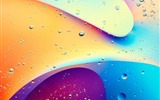 Title:Bubbles colorful gionee-Design HD Wallpaper Views:157