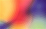 Title:Circles colorful multicolor-Design HD Wallpaper Views:116