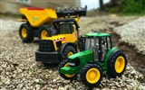 Title:Construction farm tractor-Micro cities photo HD wallpaper Views:106
