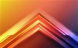 Title:Geometric colorful arrows-Design HD Wallpaper Views:137