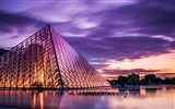Title:Louvre france travel tourism-2017 High Quality Wallpapers Views:160