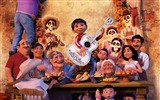 Title:Pixar coco miguel-2017 Movie Wallpaper Views:175