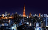 Title:Roppongi minato japan tower night-Cities HD Wallpaper Views:121