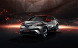 Title:Toyota c hr hy power concept 2017-Car Poster Wallpaper Views:122